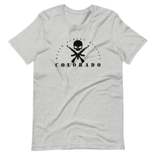 Load image into Gallery viewer, Black Street Militia Colorado - Short-Sleeve Unisex T-Shirt