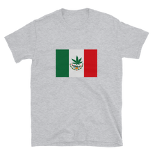 Load image into Gallery viewer, Canna Flag Mx - Short-Sleeve Unisex T-Shirt