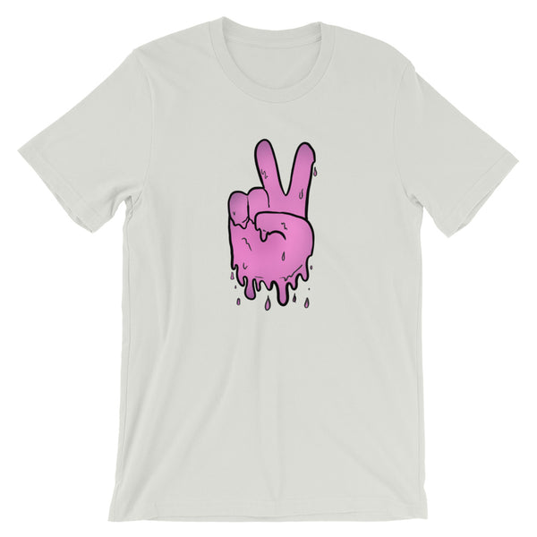 Peaceful Haze Unisex T-Shirt Collaboration w/ LiveFree420365
