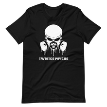 Load image into Gallery viewer, Twisted Psycho Gas Mask - Short-Sleeve Unisex T-Shirt