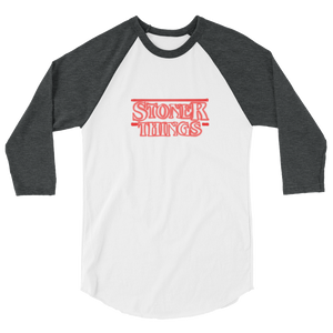 Stoner Things Raglan Tee