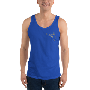 Cannasseur Unisex Tank Top