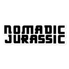 Load image into Gallery viewer, Nomadic Jurassic - Bubble-free stickers