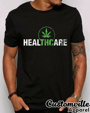 Load image into Gallery viewer, 2019 Fashion Thc Heal Medical T-Shirt Healthcare Weed Cannabis Shirt. Unisex Tee