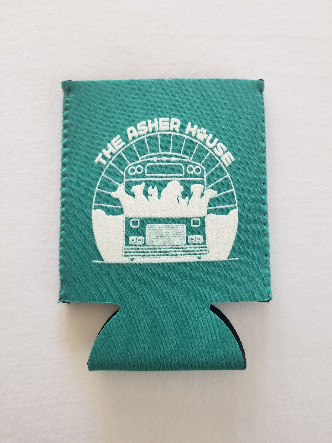Asher House Koozie
