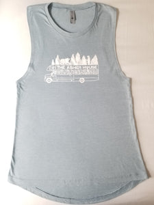 Women's Muscle Tank (2 Colors)