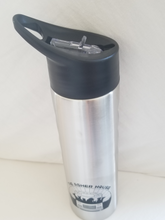 Load image into Gallery viewer, 25oz. Asher House Stainless Steel Water Bottle