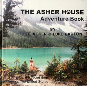 The Asher House Adventure Book