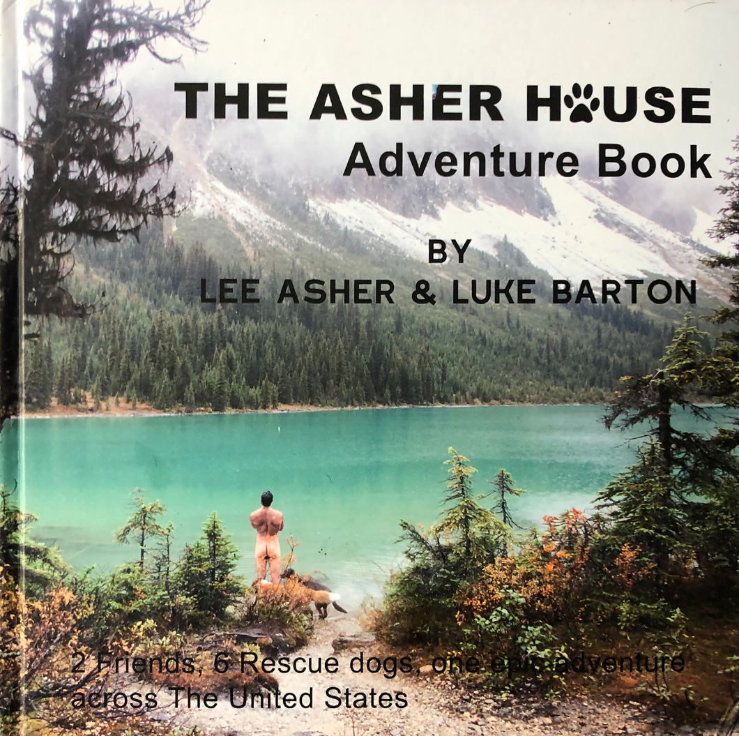The Asher House Adventure Book (2018 Edition)