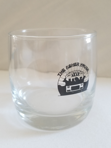 10oz Asher House Whiskey Glass