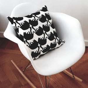 PLUMP LUXURY CAT CUSHION