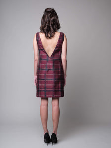 Give A Little Back Shift Dress - capsulebyedith