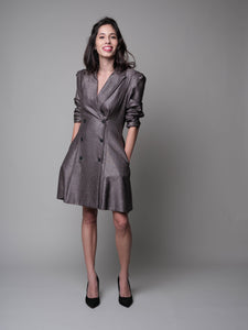 The Blazer Dress - capsulebyedith