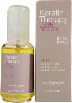 Elixir The Oil Keratin Therapy
