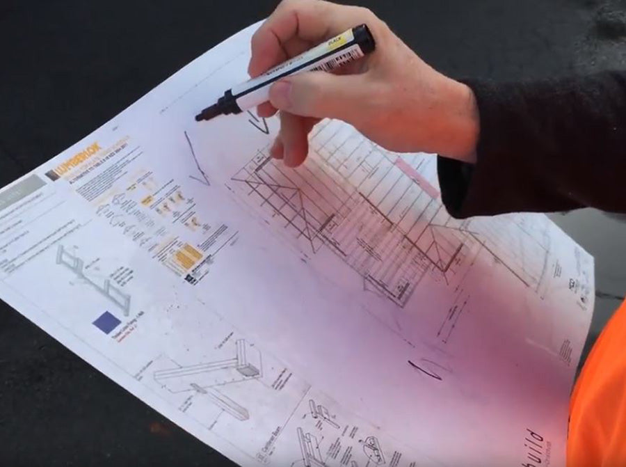 Construction Plans & Large Format Posters - A2, A1 & AO Size