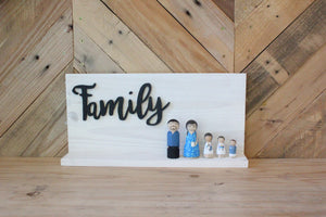Family Display Board