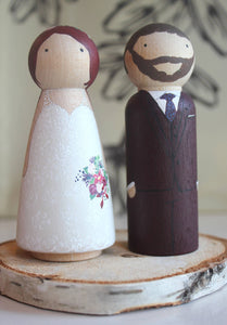 Wedding Cake Topper preorder for 2021