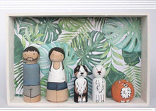 Load image into Gallery viewer, Mini Me Custom Family Pet add on
