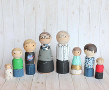 Load image into Gallery viewer, Mini Me Custom Family of 8