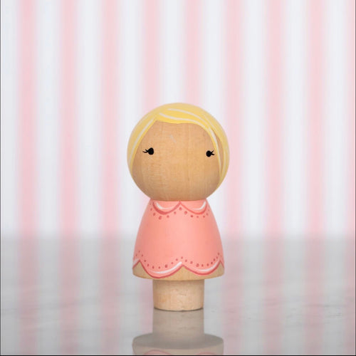 Kokeshi Friendship Doll - Elle