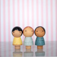 Load image into Gallery viewer, Kokeshi Friendship Doll - Annie