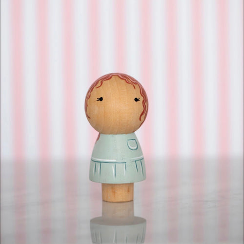 Kokeshi Friendship Doll - Annie