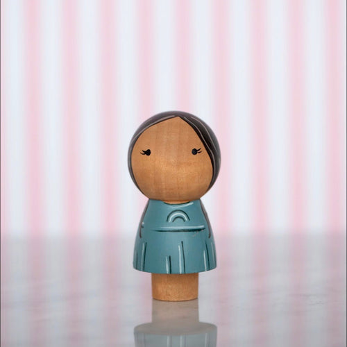 Kokeshi Friendship Doll - Nora