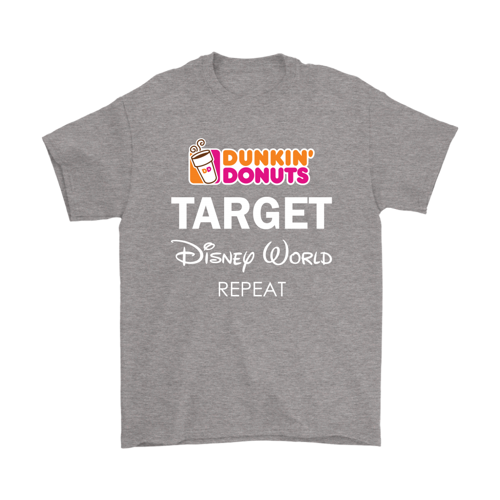 who does dunkin donuts target