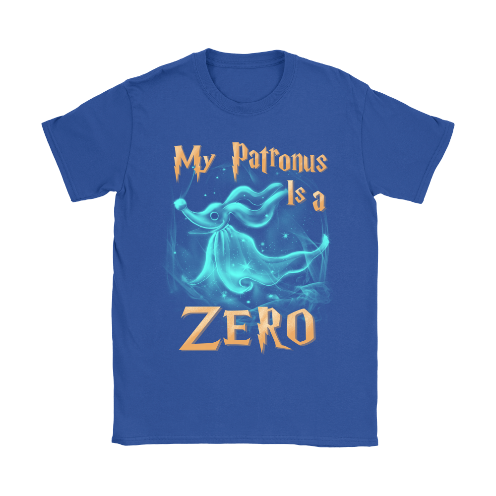 My Patronus Is Zero The Nightmare Before Christmas Shirts – Teeqq Store