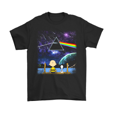 Pink Floyd Snoopy Dark Side Of The Moon Shirts Teeqq Store