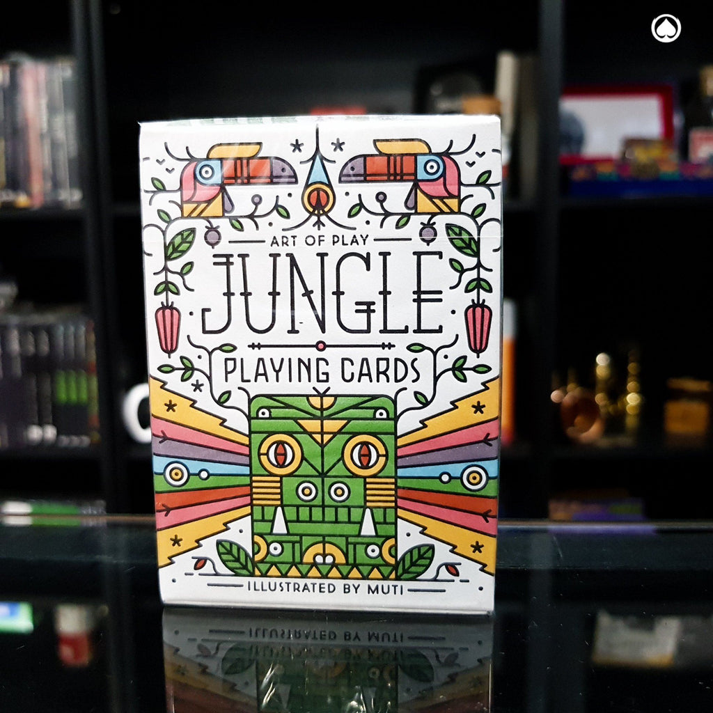 Jungle Playing Cards by Art of Play