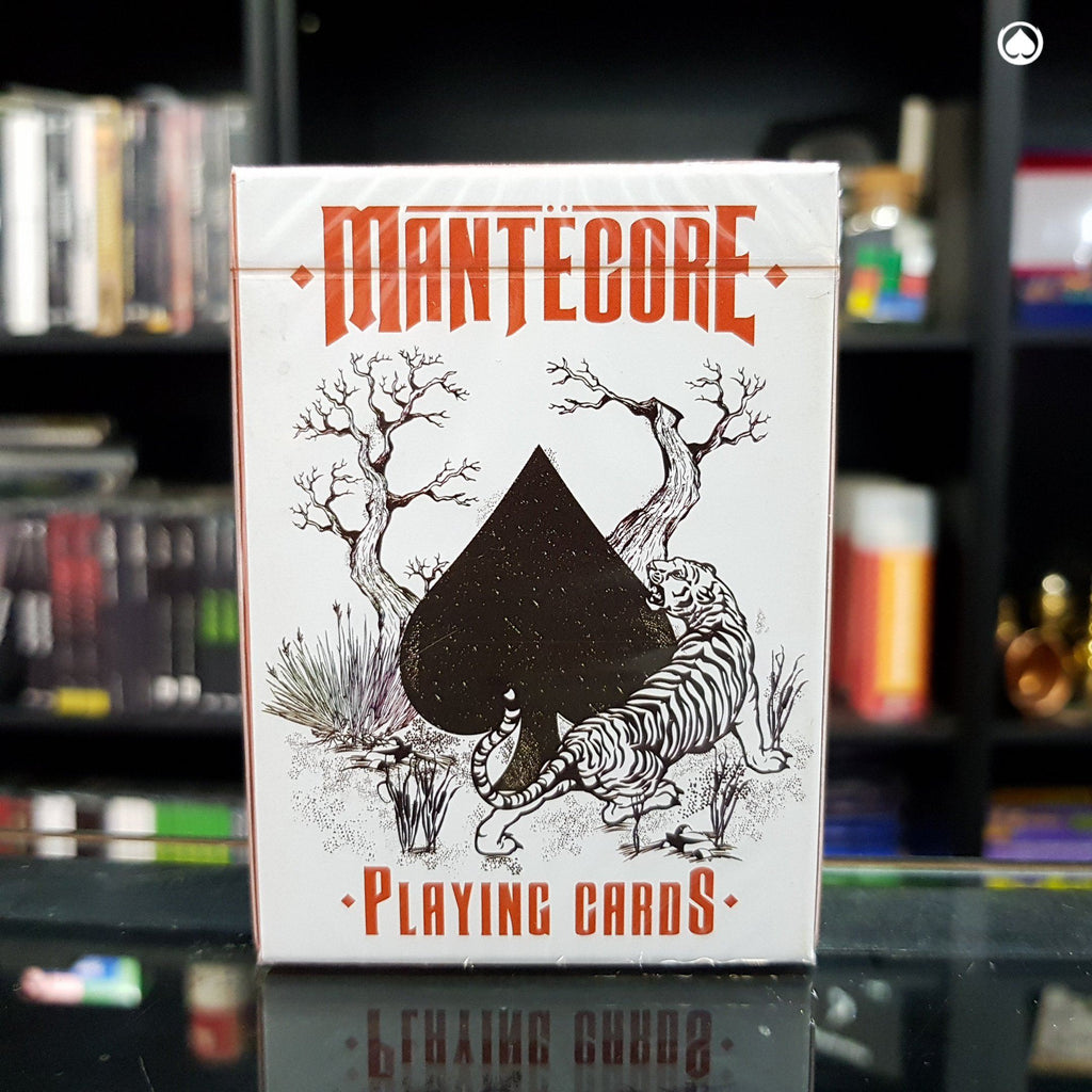 Mantecore Playing Cards Limited Edition