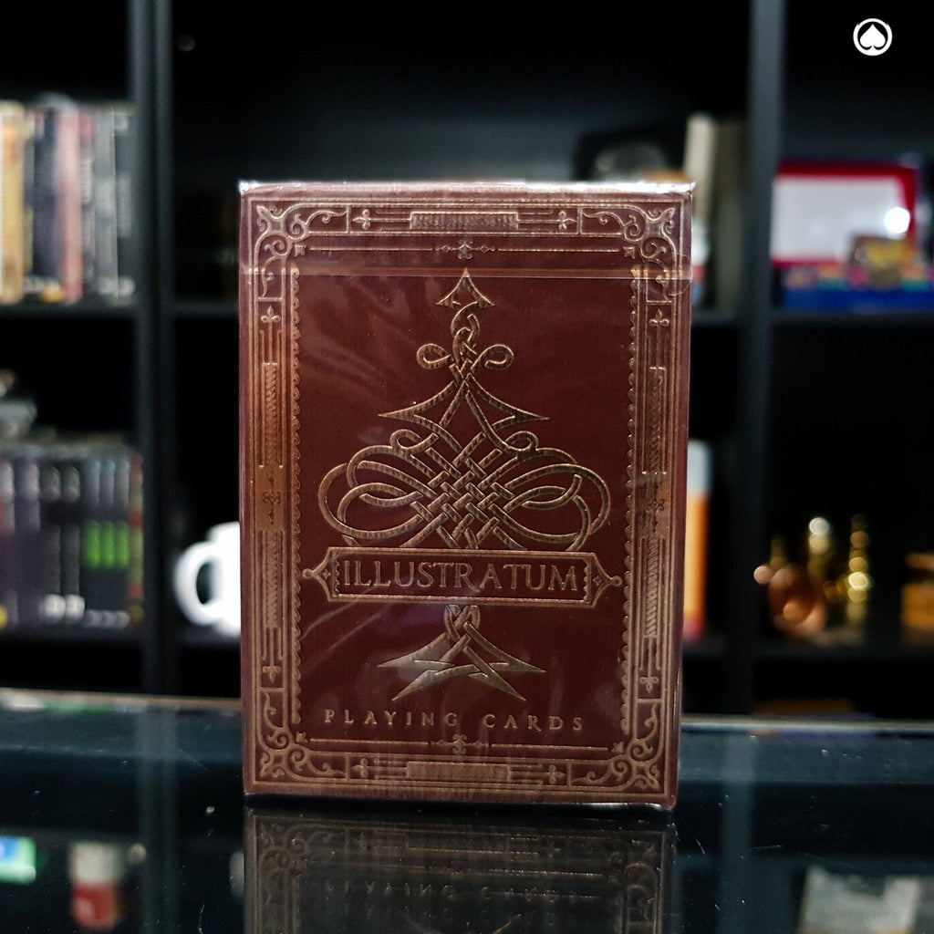 Inception Playing Cards - ILLUSTRATUM edition