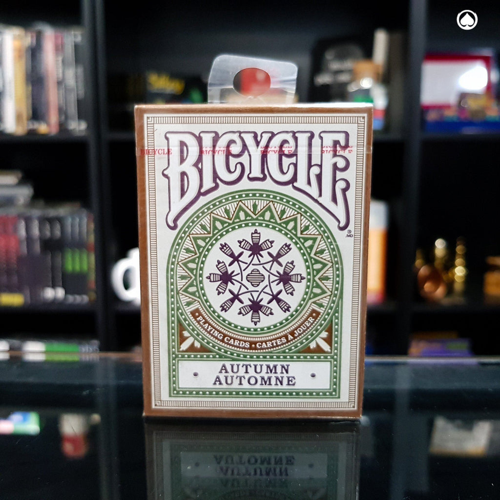 Bicycle Autumn Playing Cards by USPCC