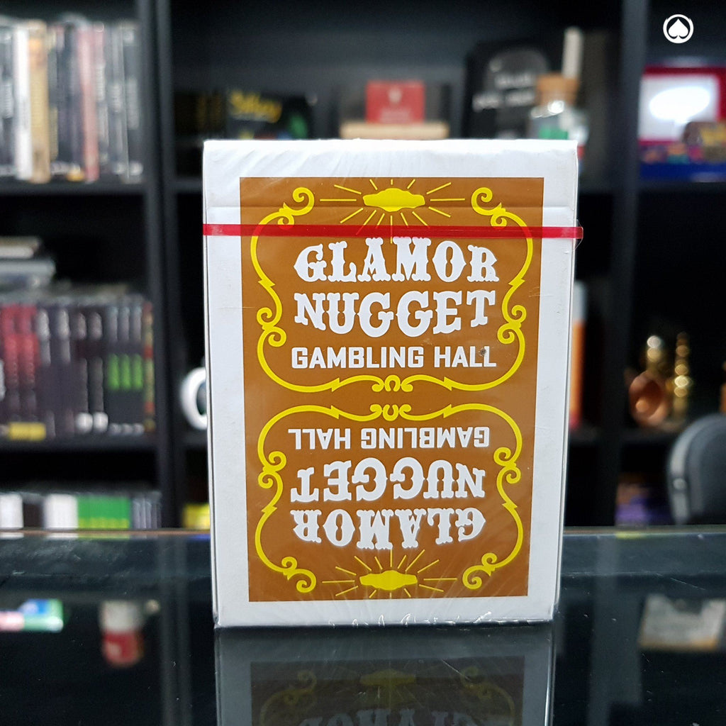 Glamor Nugget Limited Edition Playing Cards - Cafe