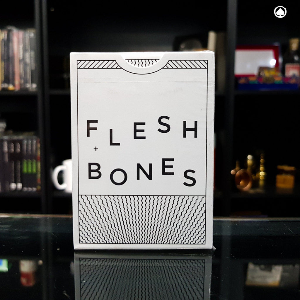 Flesh and Bones Playing Cards