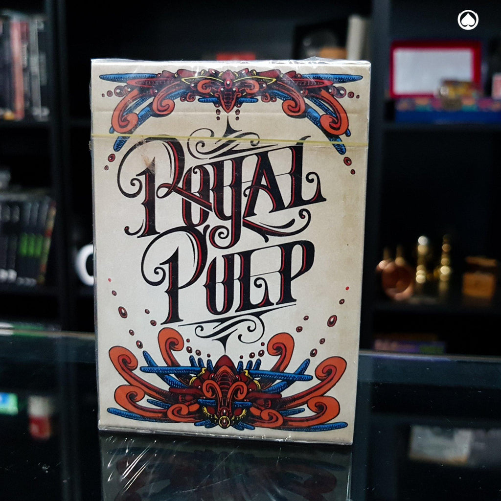 Royal Pulp Deck by Gamblers Warehouse - Roja