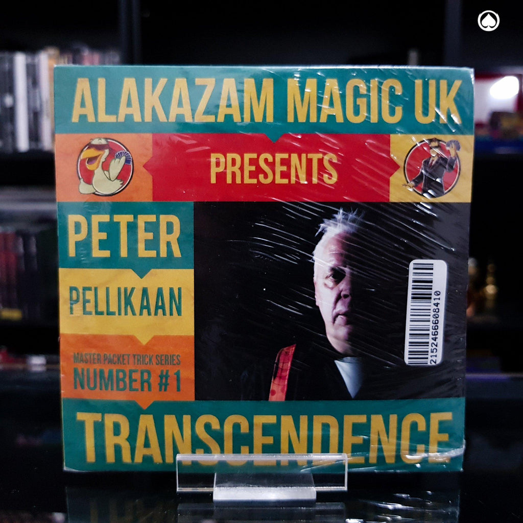 Transcendence by Peter Pellikaan and Alakazam Magic - Gimmick/DVD