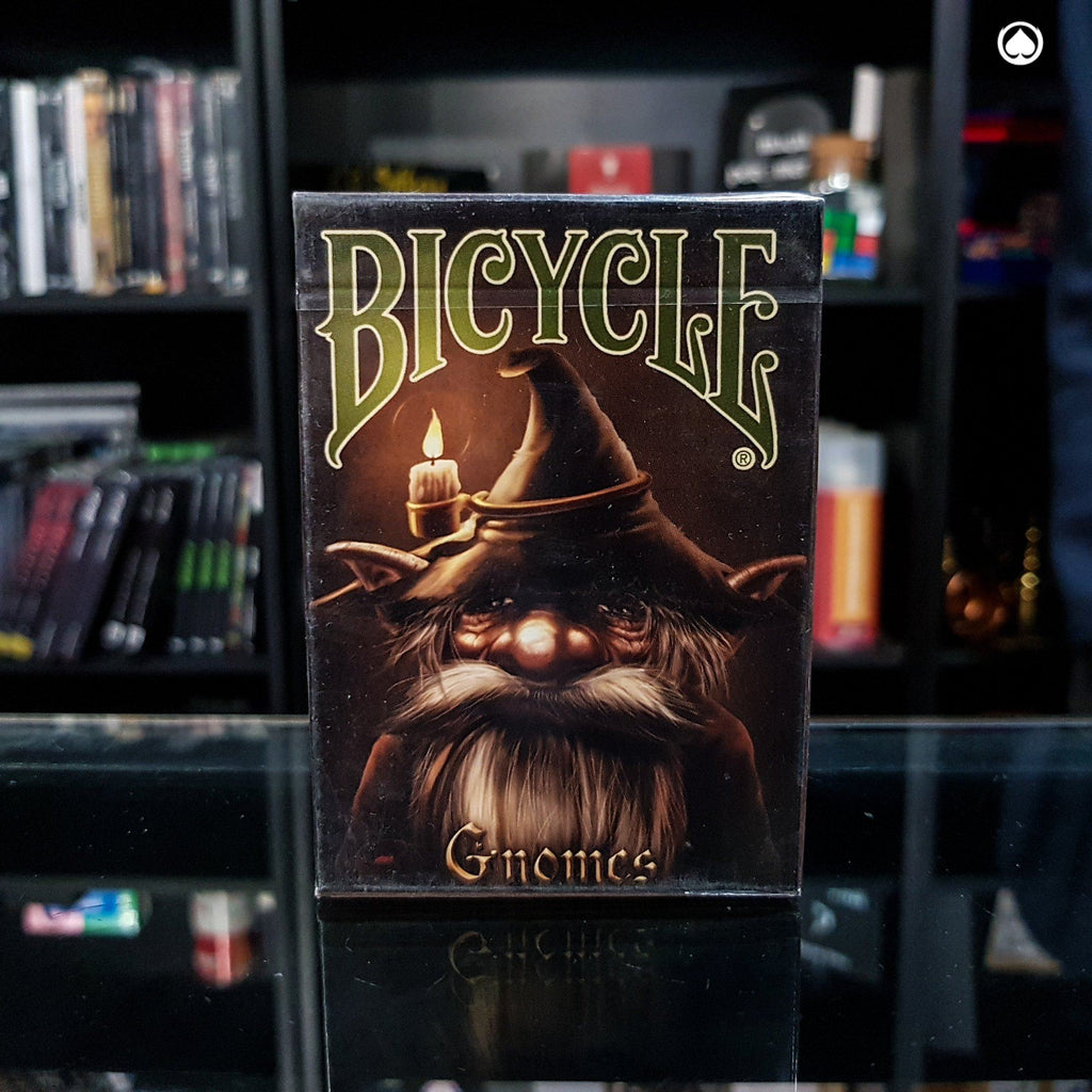 Bicycle Gnomes Playing Cards by Collectable Playing Cards
