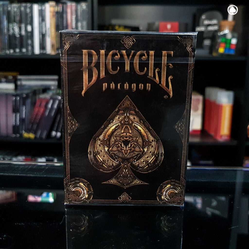 Bicycle Paragon Playing Cards by Shape Shifters