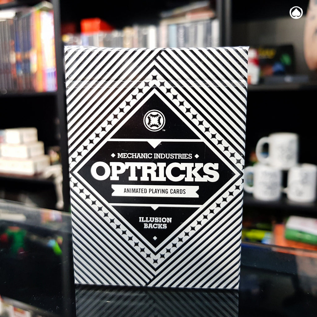 Mechanic Optrick Deck by Mechanic Industries