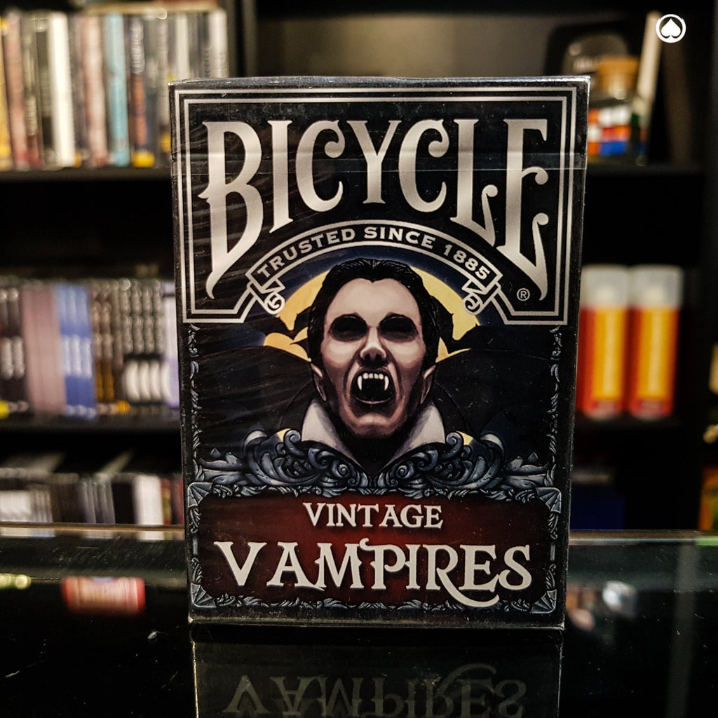 Bicycle Vintage Vampires Playing Cards Limited Edition