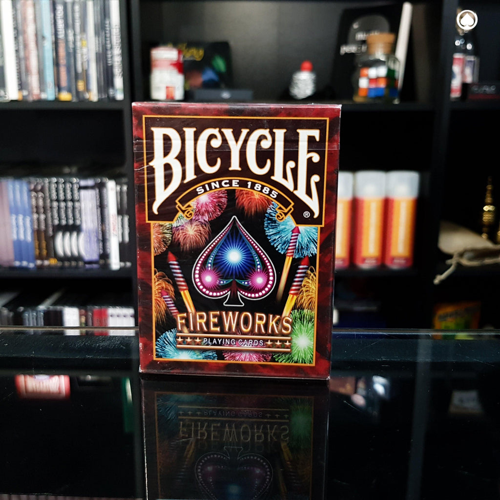 Bicycle Fireworks Playing Cards by Collectable Playing Cards