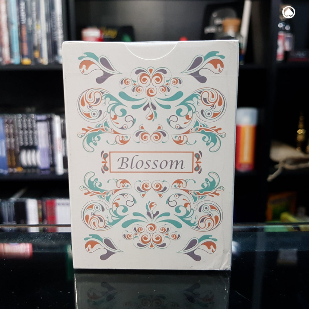 Blossom deck Spring Platinum Metallic Ink by Aloy Studios