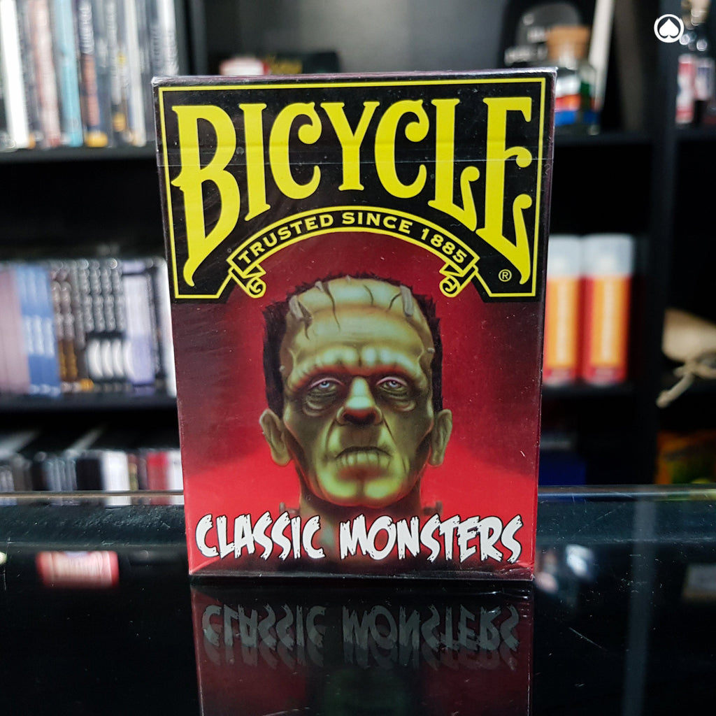 Classic Monsters by Classics Playing Cards - Color - Ed.Limtiada