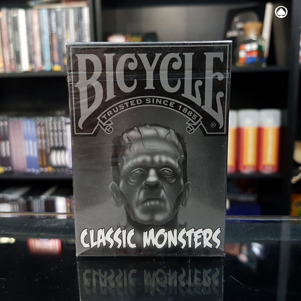 Classic Monsters by Classics Playing Cards