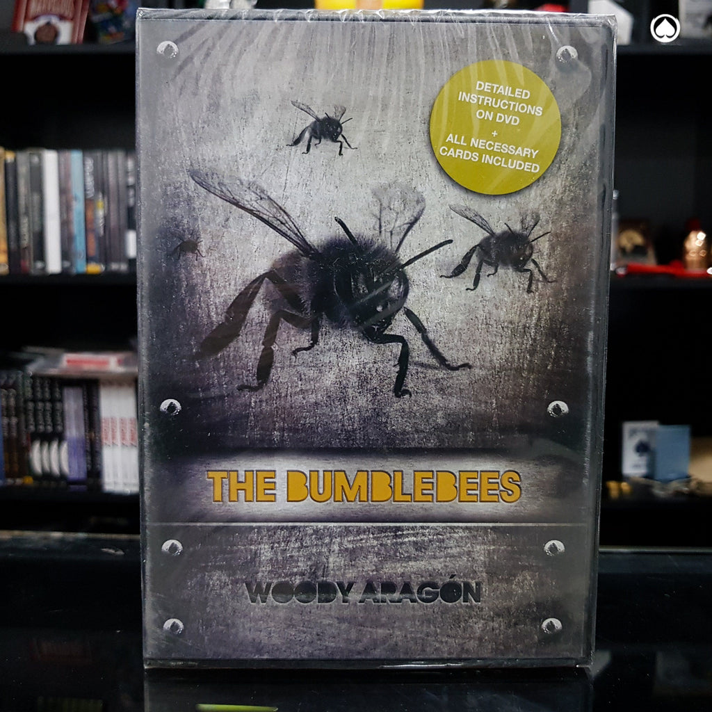 The Bumblebees by Woody Aragon
