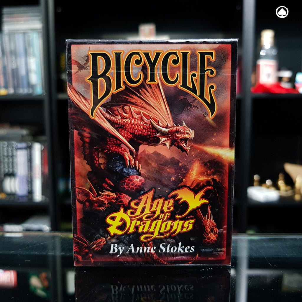 Bicycle Anne Stokes - Age Of Dragons