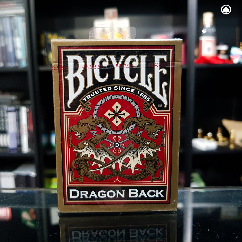 Bicycle Dragon Back - Dorada
