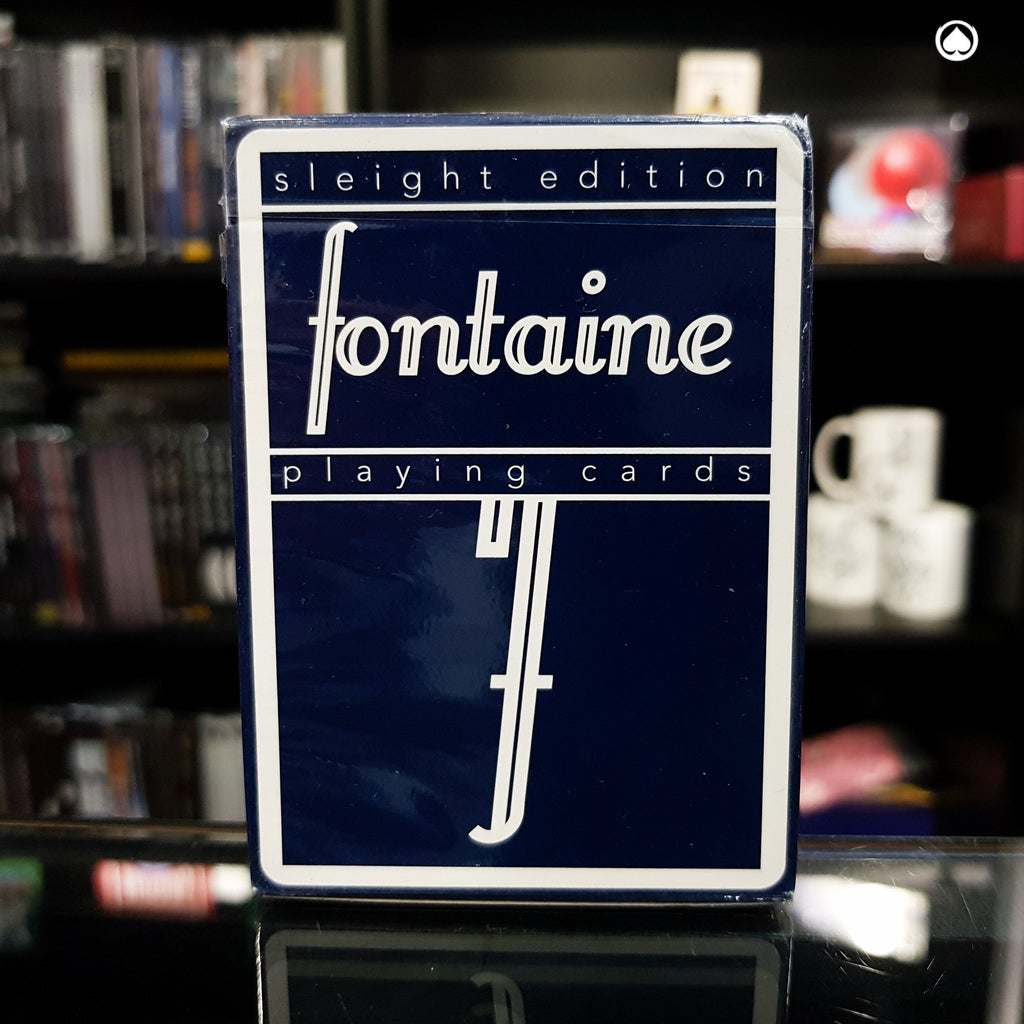 Fontaine Playing Cards - Sleight